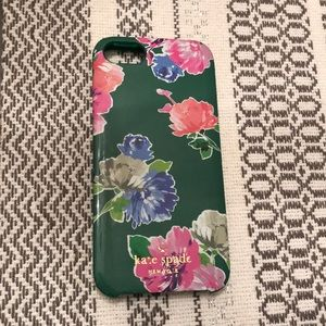 Kate Spade iPhone 5s Cover